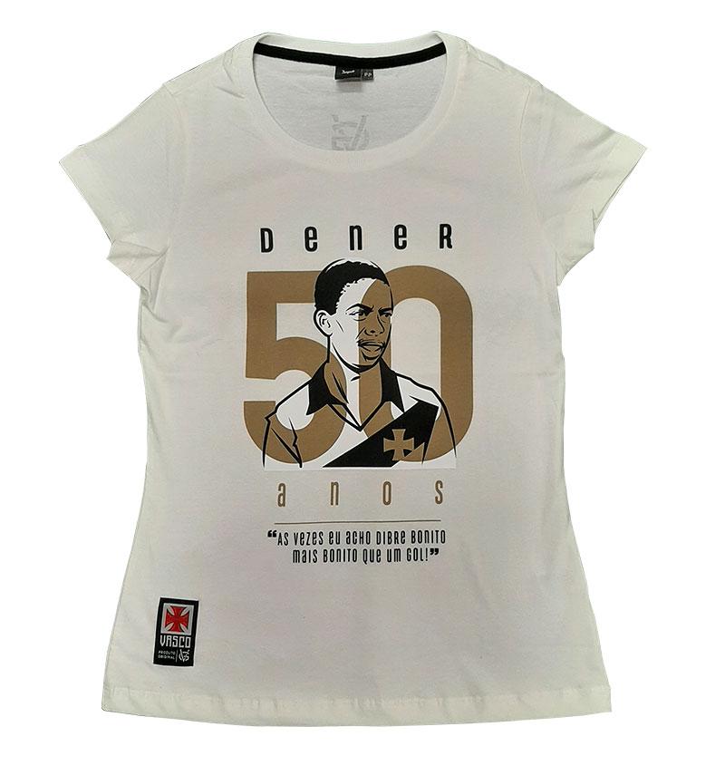 Camisa Feminina 50 anos Dener