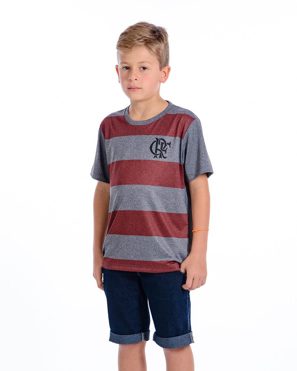 Camisa Flamengo infantil Soblit .