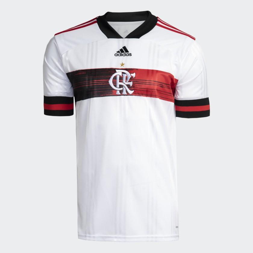 Camisa Flamengo Of 2 Infantil - ADIDAS 2020