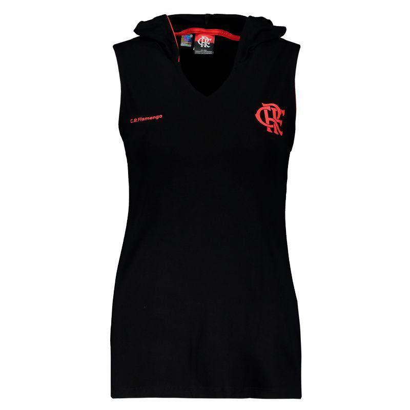 Camisa Flamengo Regata Drift Feminina