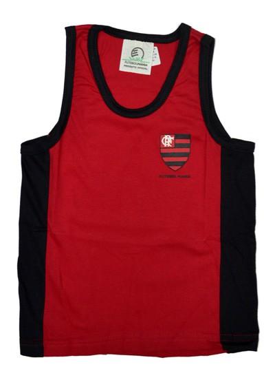Camisa Flamengo verão