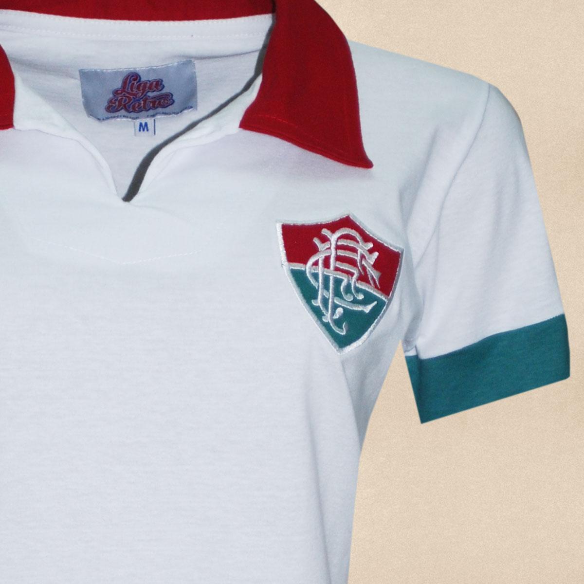Camisa Fluminense feminina 1964