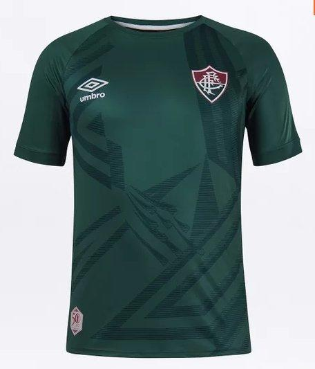 Camisa Fluminense Goleiro Of 1 - UMBRO 2020