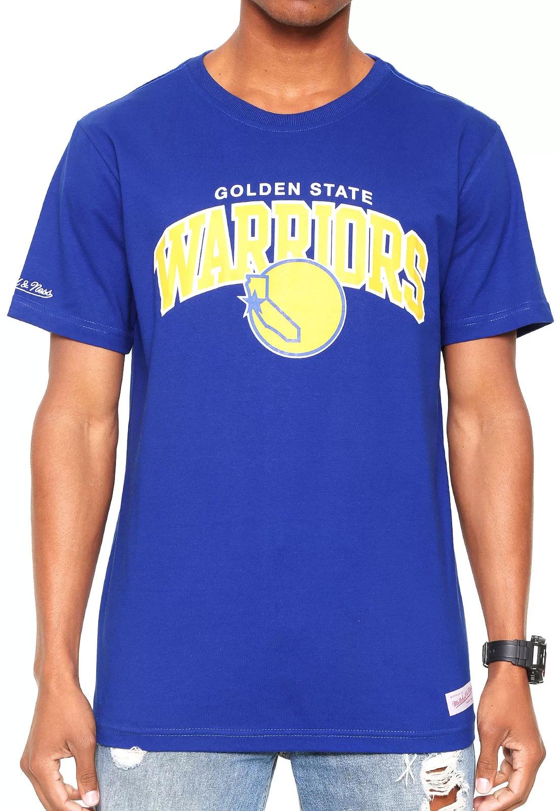 Camisa Golden State Warriors Arch