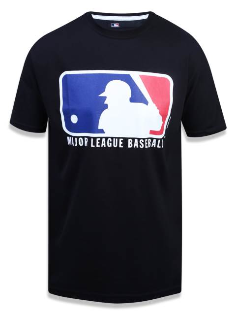 Camisa Major League Baseball MLB - Preta NEI