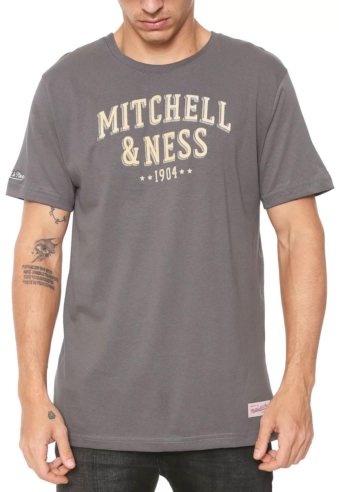Camisa Mitchell & Ness