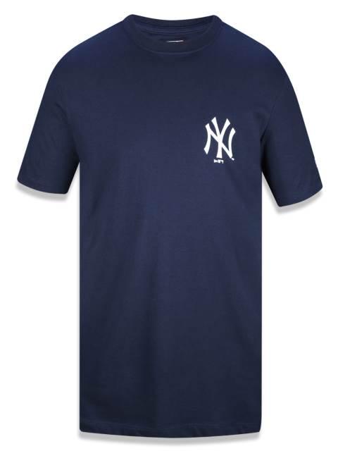Camisa New York Yankees MLB - Azul NEI