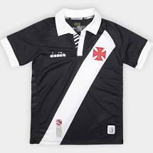 Camisa Vasco 1 juvenil 2019 Diadora