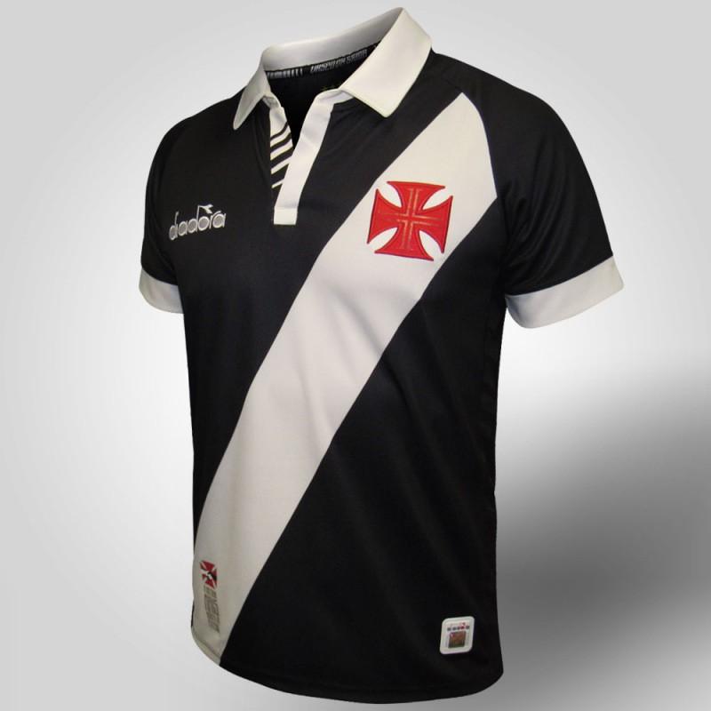 Camisa Vasco 1 torcedor 2019 Diadora