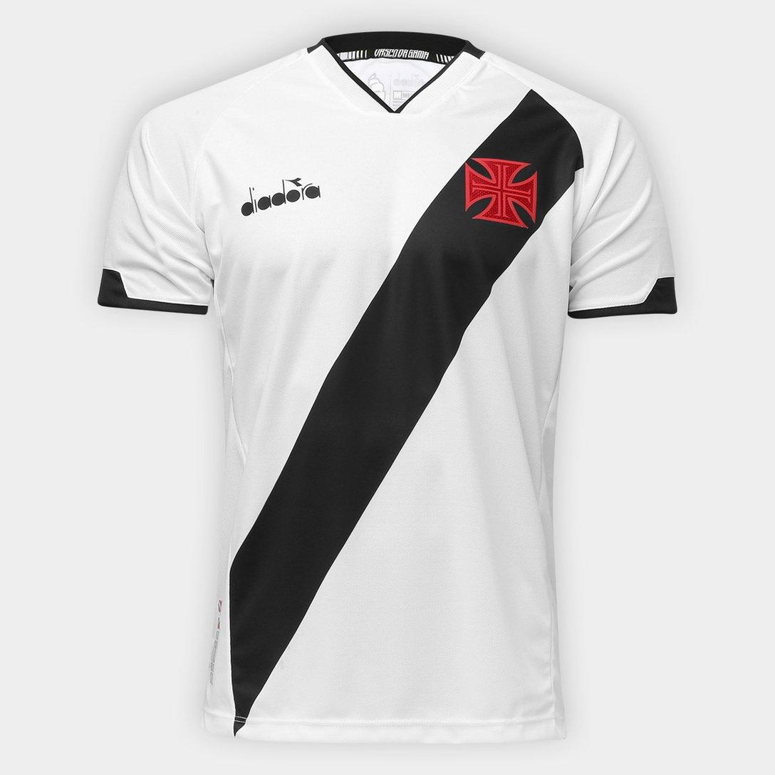 Camisa Vasco 2 juvenil 2019/20 Diadora