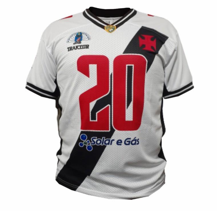Camisa Vasco Almirantes 2020 - Branca