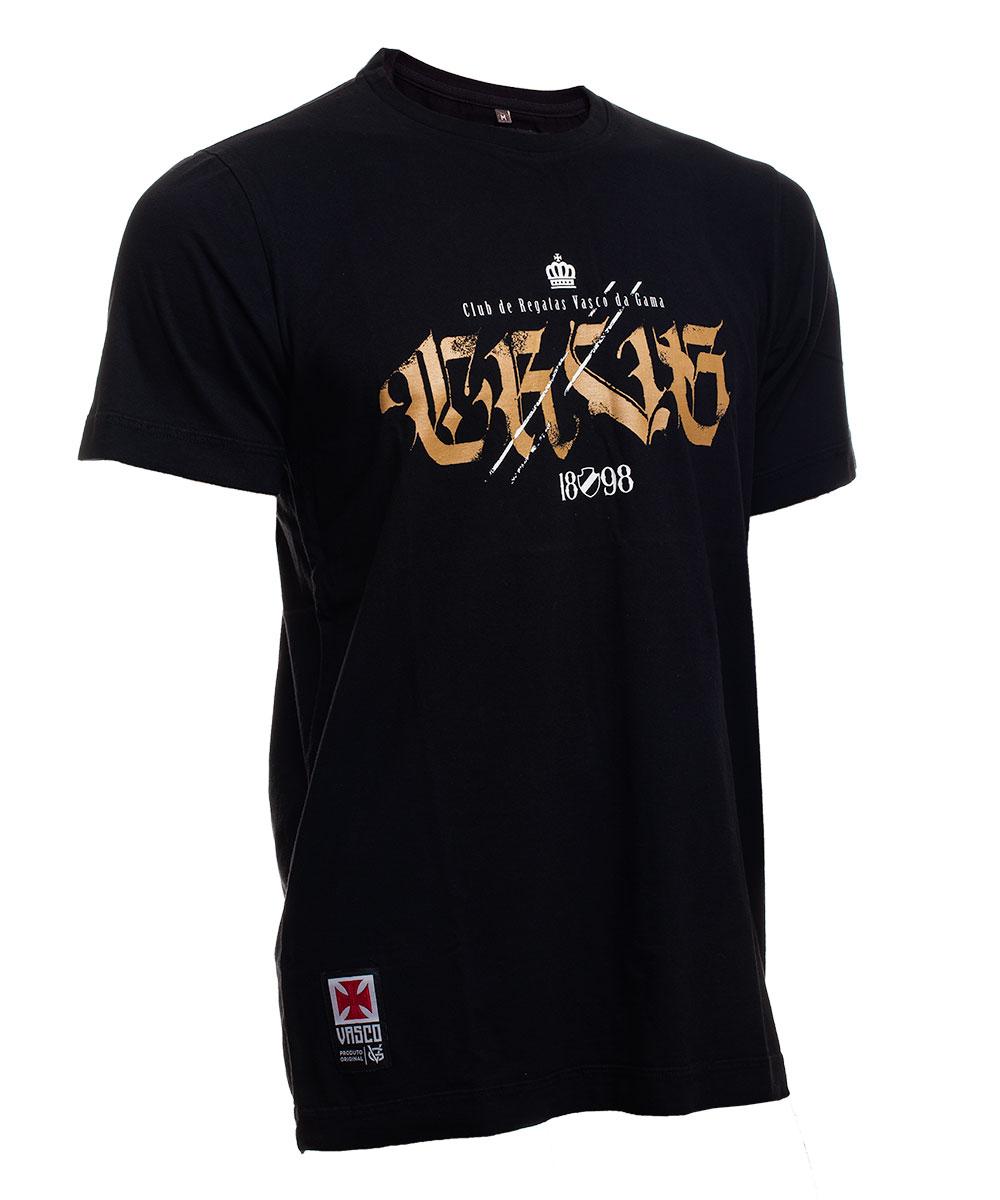 Camisa Vasco CRVG 1898 - VG
