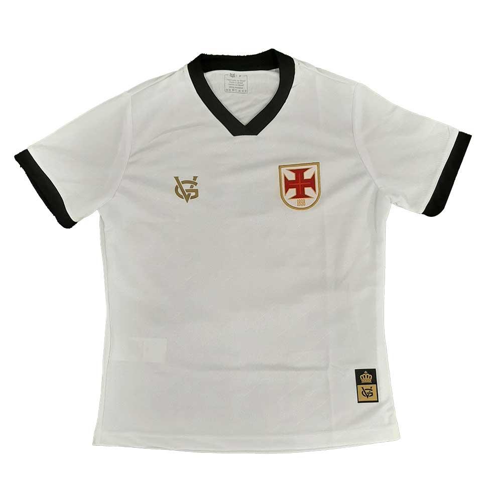 Camisa Vasco Feminina Jaquard 1898 VG