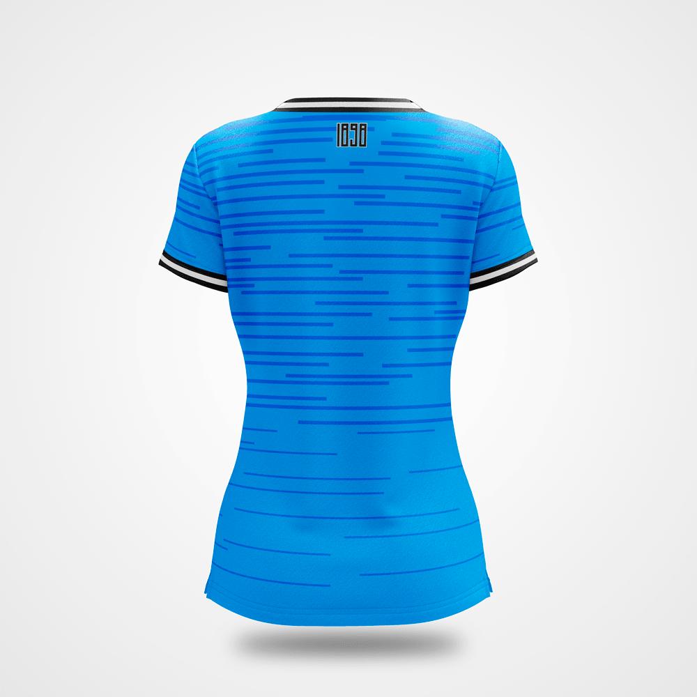 Camisa Vasco Feminina Novembro Azul