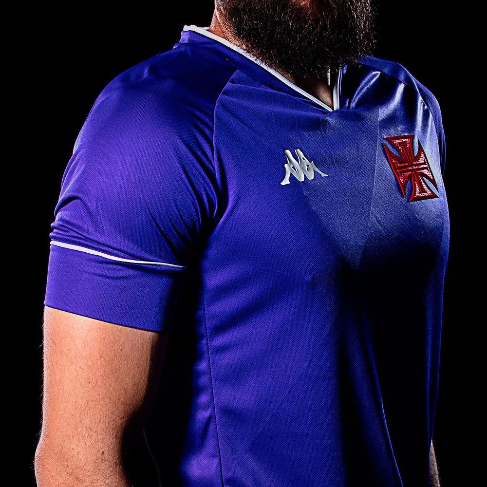 Camisa Vasco Goleiro II Kappa 2020/2021 #KappaNoVasco