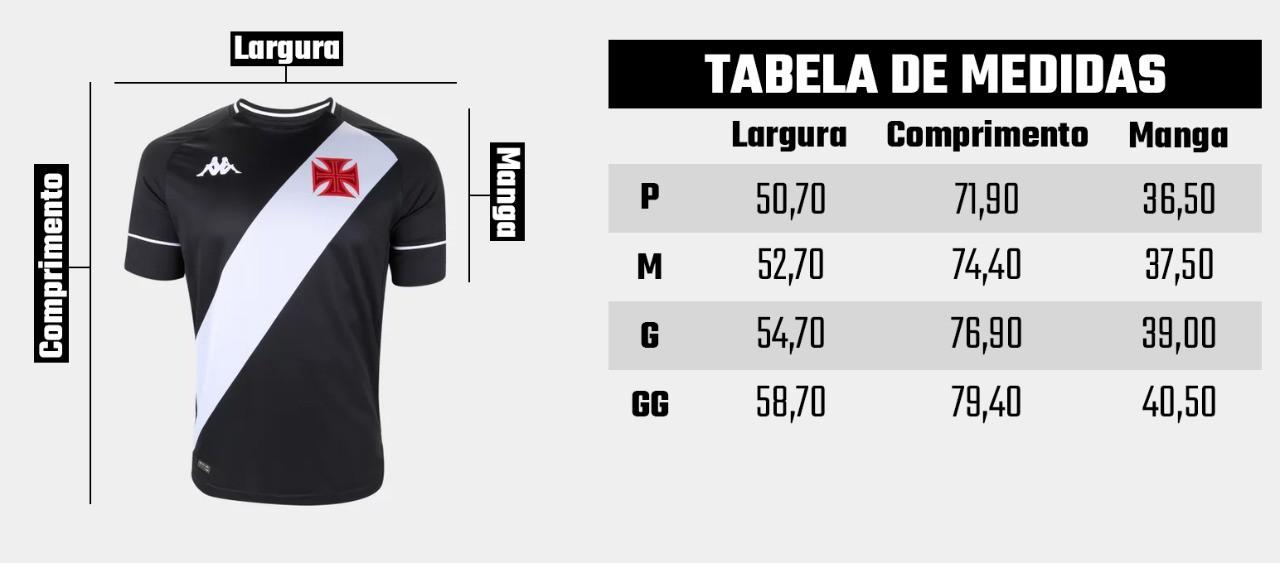 Camisa Vasco I Kappa 2020/2021 - Benítez #Kappanovasco