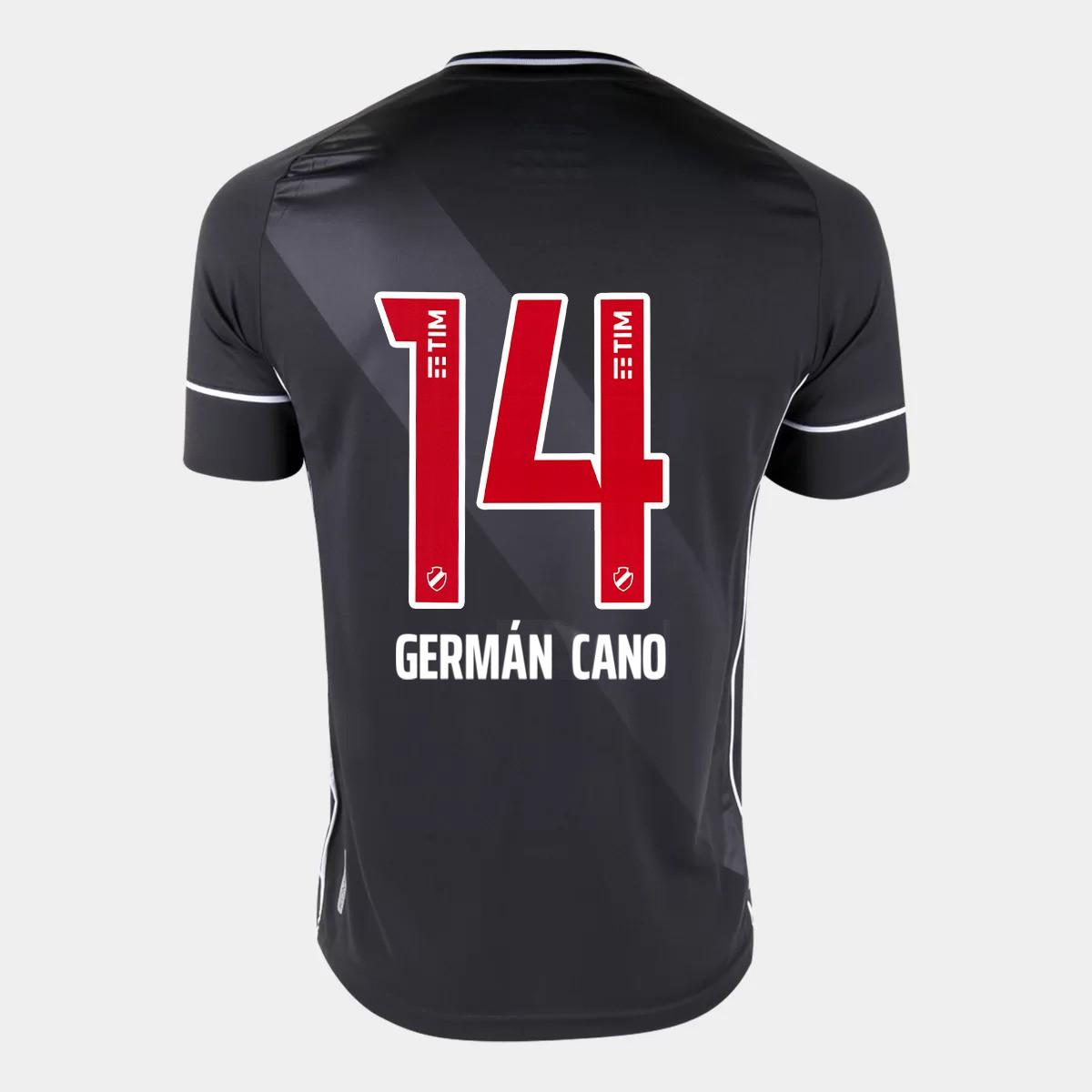 Camisa Vasco I Kappa 2020/2021 - Germán Cano