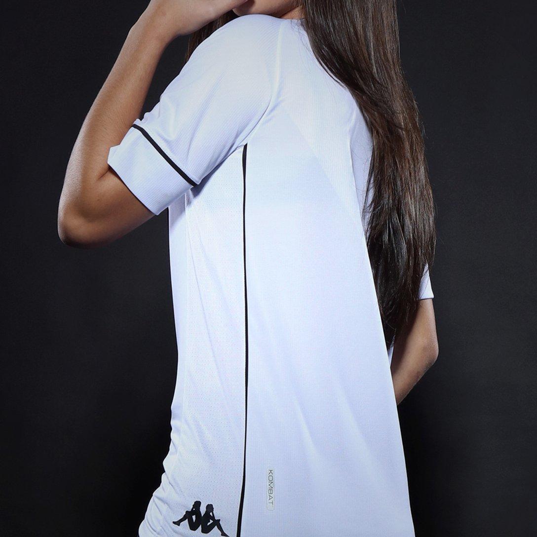Camisa Vasco II Feminina Kappa 2020/2021 #KappaNoVasco