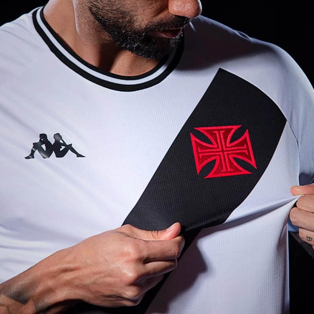 Camisa Vasco II Kappa 2020/2021 #KappaNoVasco