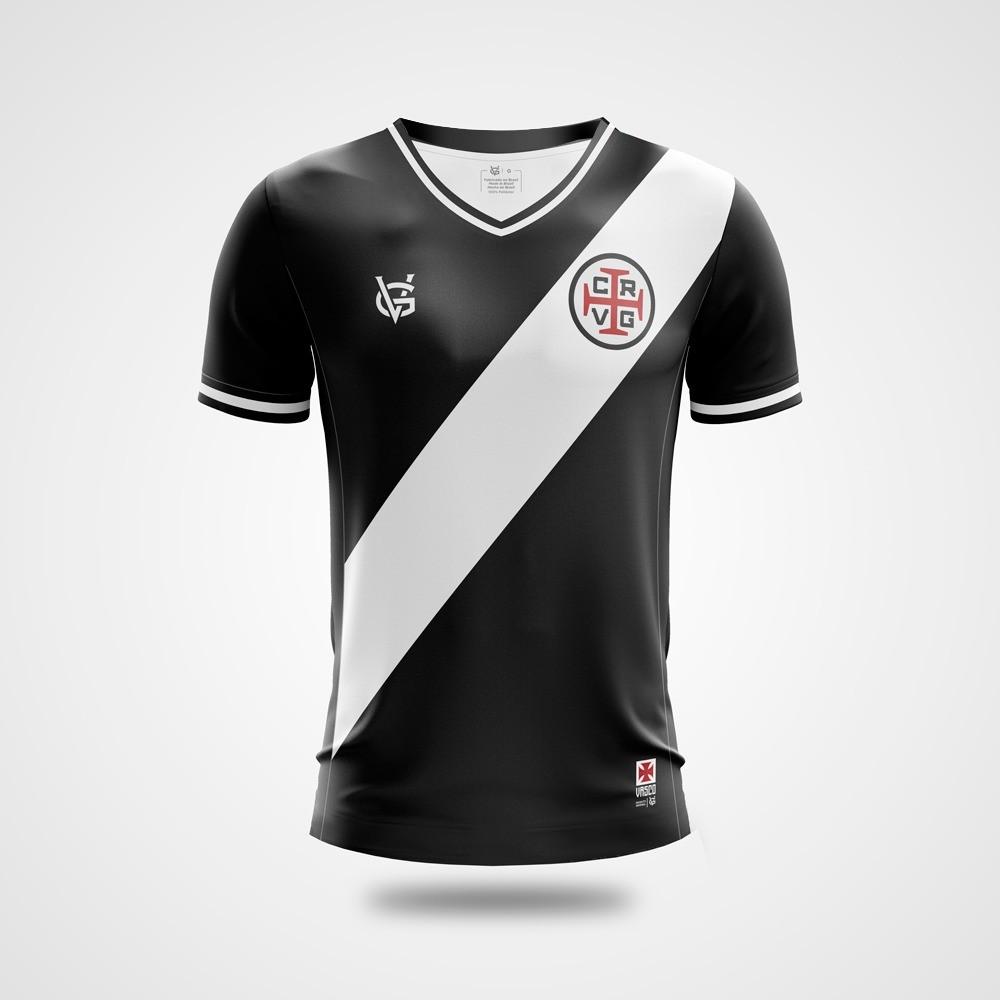 Camisa Vasco Infantil Dry Gigante - VG