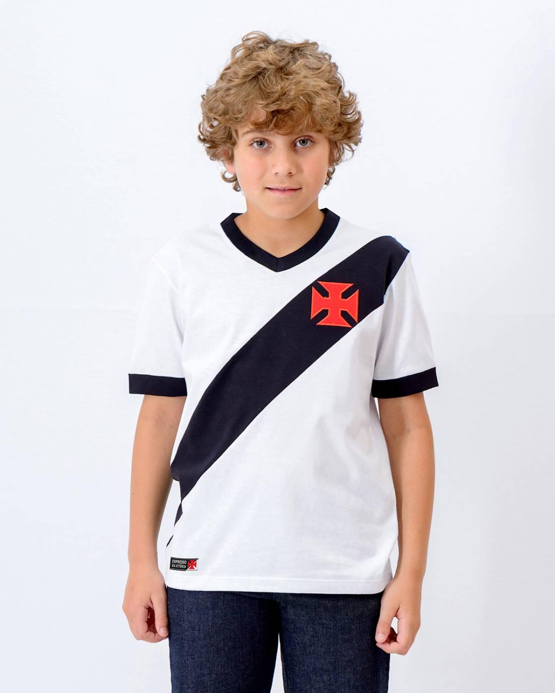 Camisa Vasco infantil Expresso