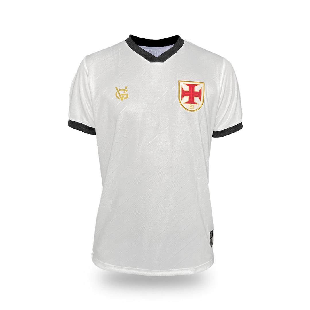 Camisa Vasco Infantil Jaquard 1898 VG
