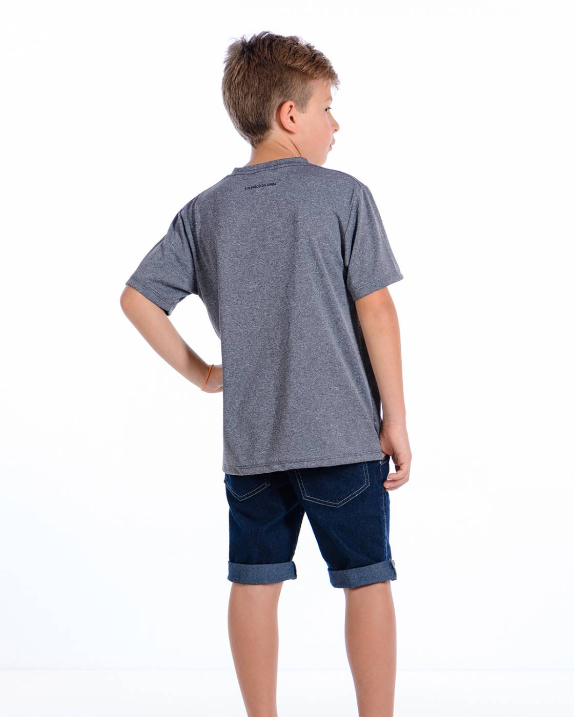 Camisa Vasco infantil Soblit