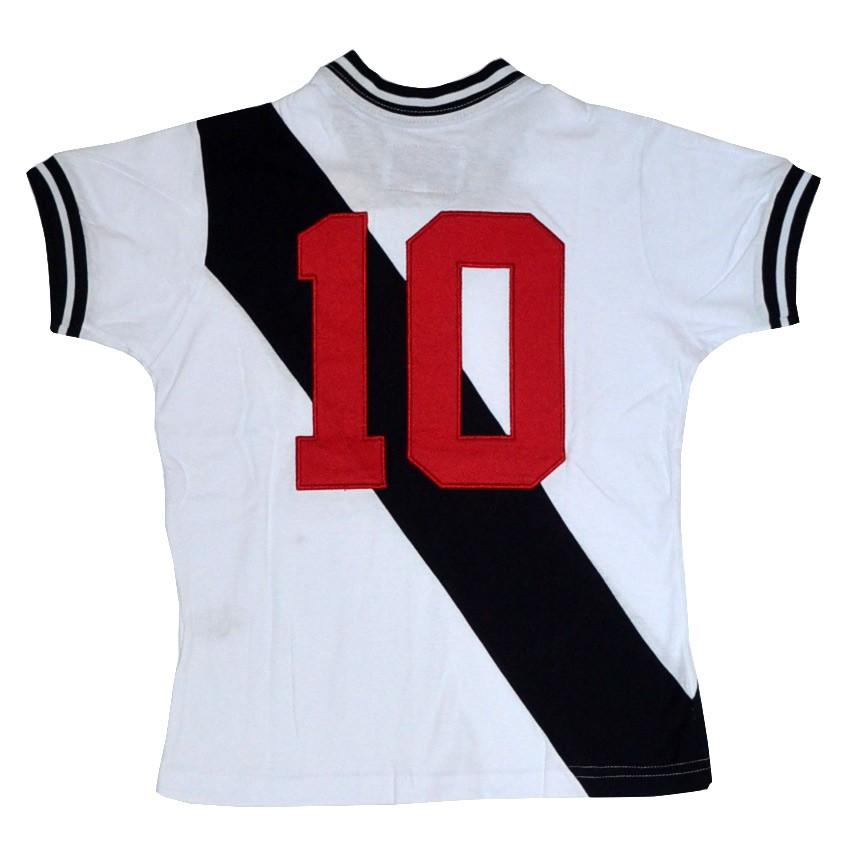 Camisa Vasco juvenil 1974