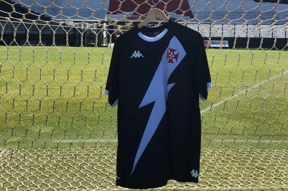 Camisa Vasco Player Sports 21 Kappa
