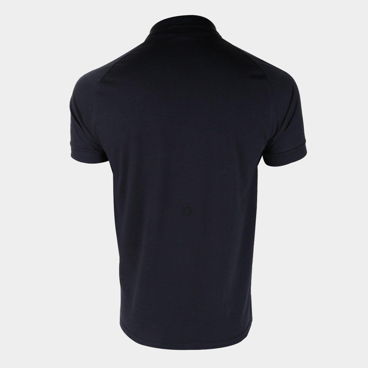 Camisa Vasco Polo Viagem Comissão Técnica Kappa 2020/2021 #KappaNoVasco