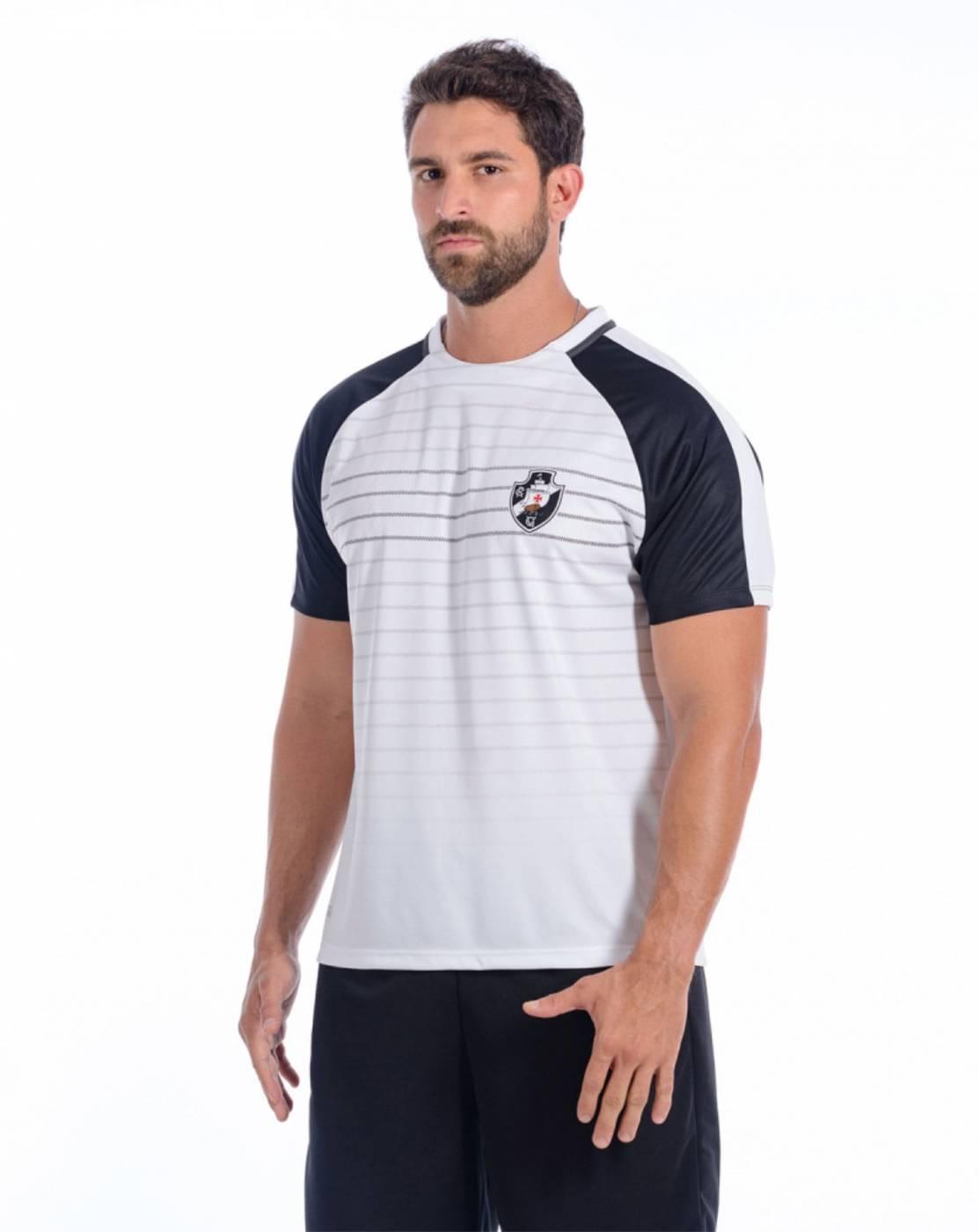 Camisa Vasco Raglan