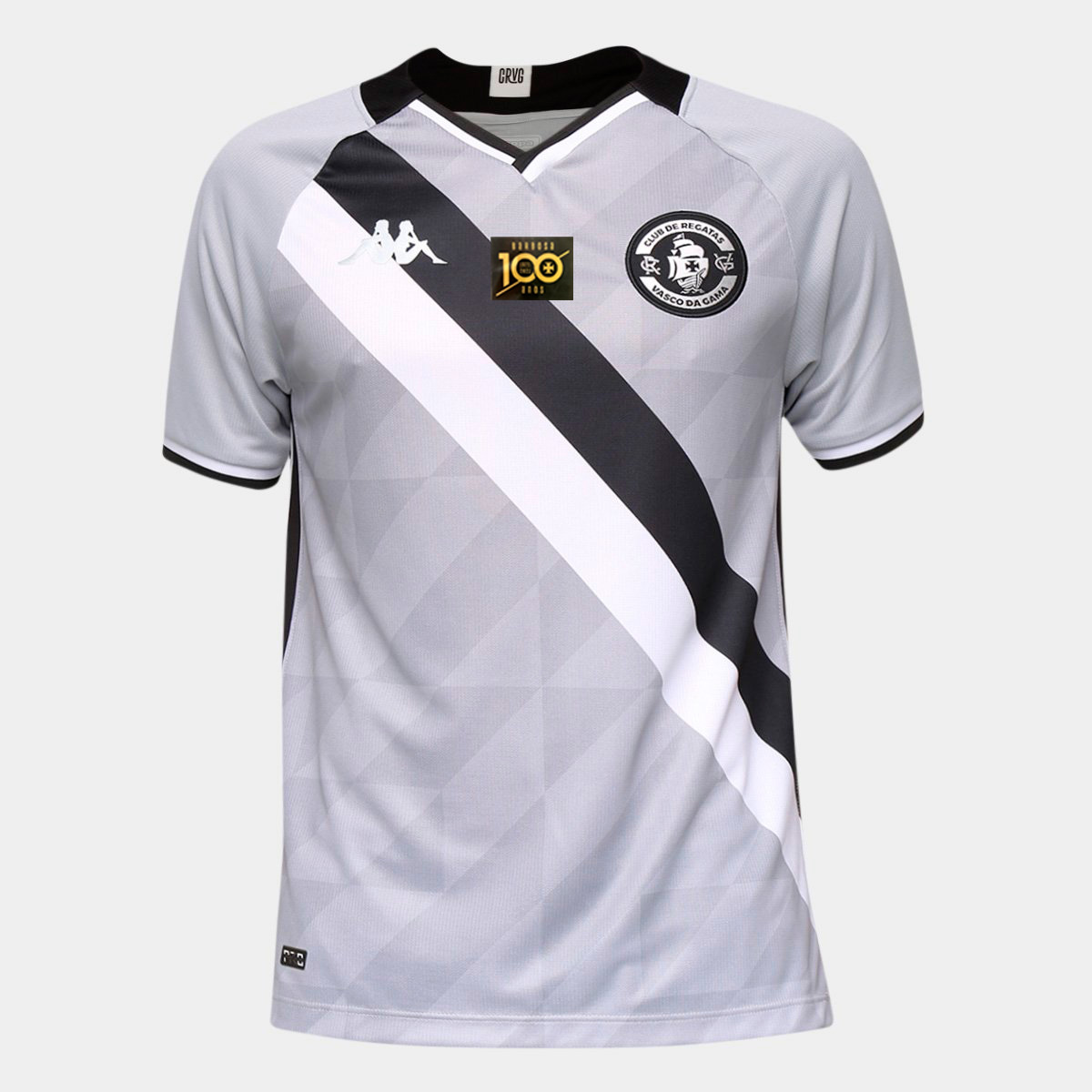 Camisa Vasco Timoneiro Goleiro Barbosa OF 3RD Kappa 2021