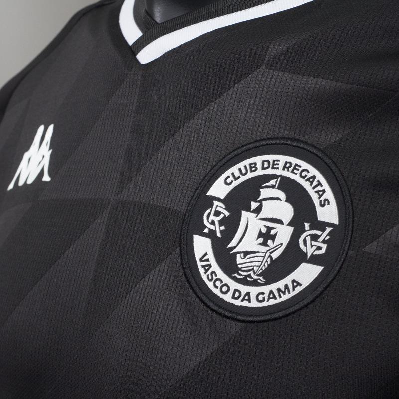 Camisa Vasco Timoneiro Of 3RD Kappa 2021 -