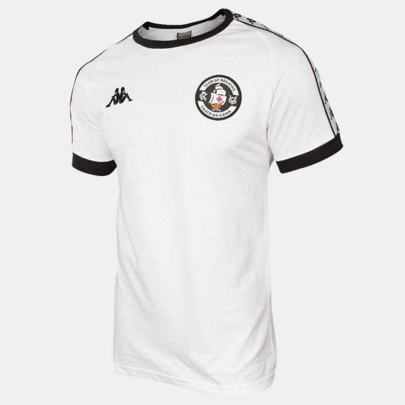 Camisa Vasco Viagem Concentração Atleta Kappa 2020/2021 #KappaNoVasco