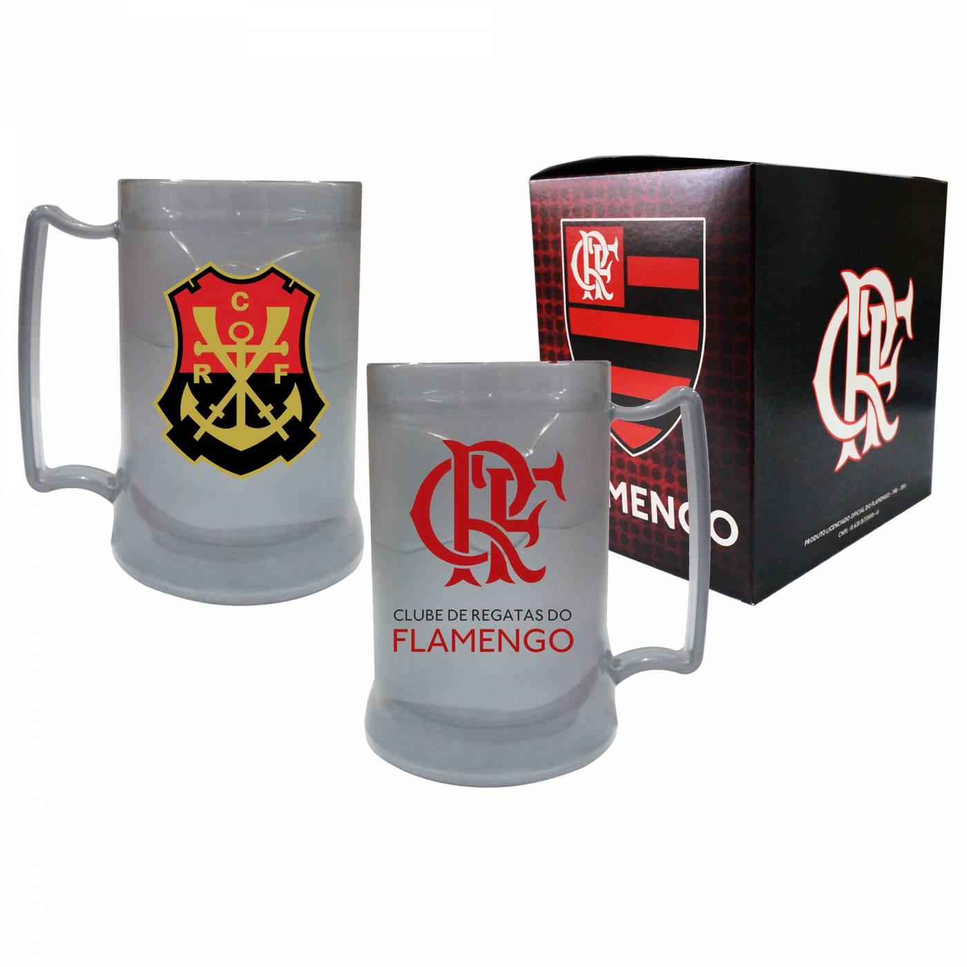 Caneca gel Flamengo