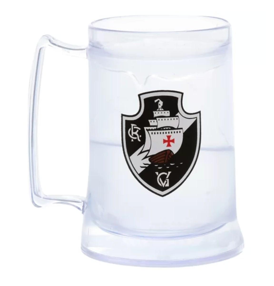 Caneca gel Vasco escudo