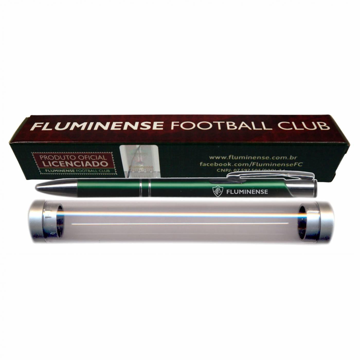 Caneta Fluminense Social Tubinho .
