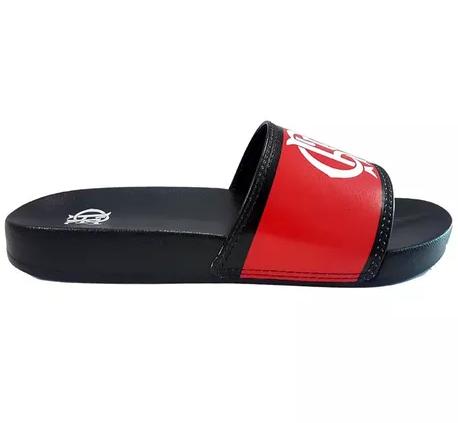 Chinelo Flamengo manto 1 Slide 1981