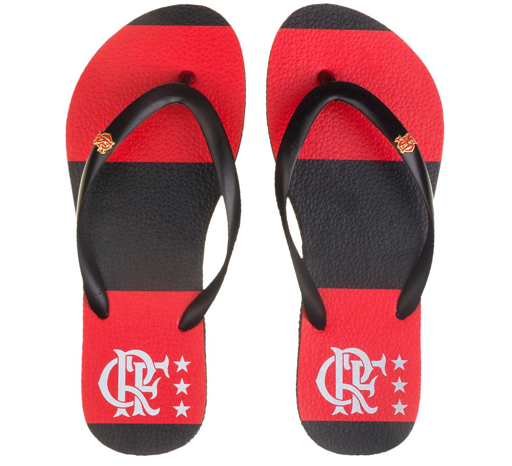 Chinelo Flamengo slim manto 1981