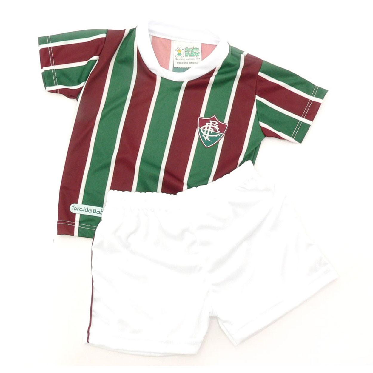 Conjunto Fluminense Micro Dry sublimado
