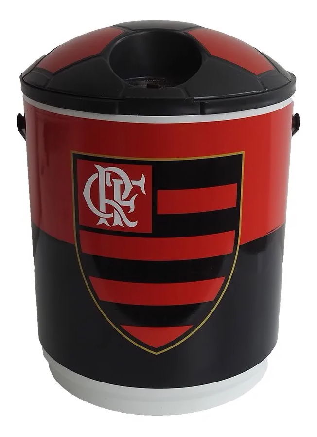 Cooler Flamengo - 12 LATAS