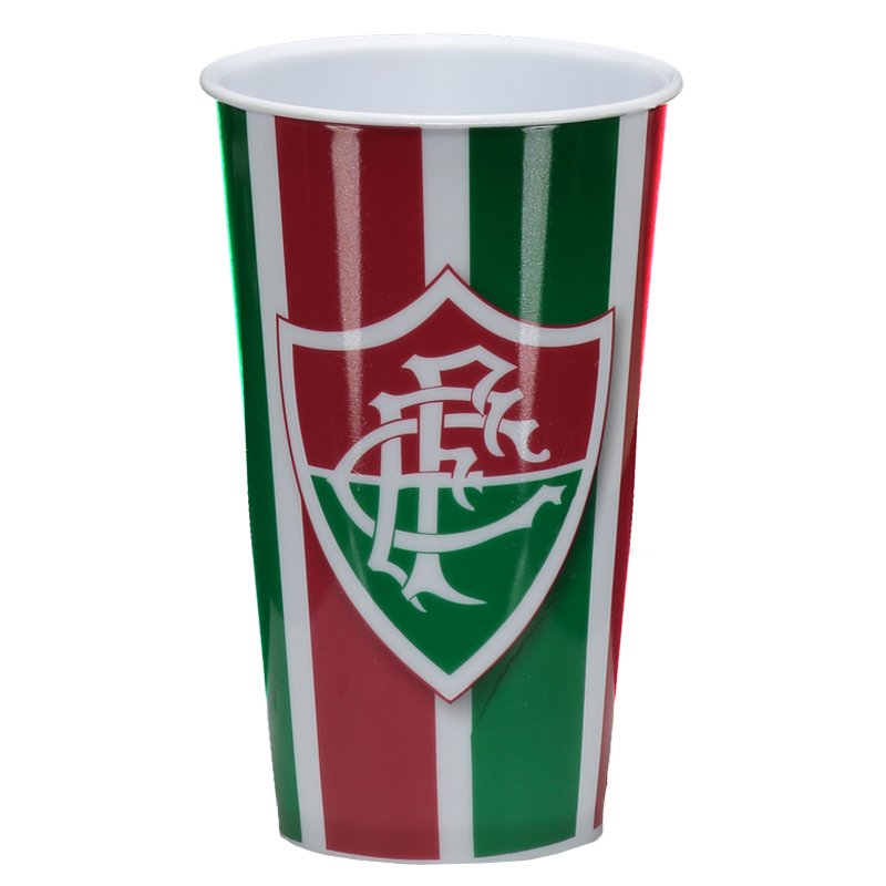 Copo Fluminense acrílico 500 ml