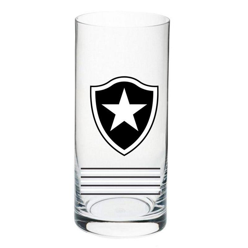 Copo long drink Botafogo 300 ml