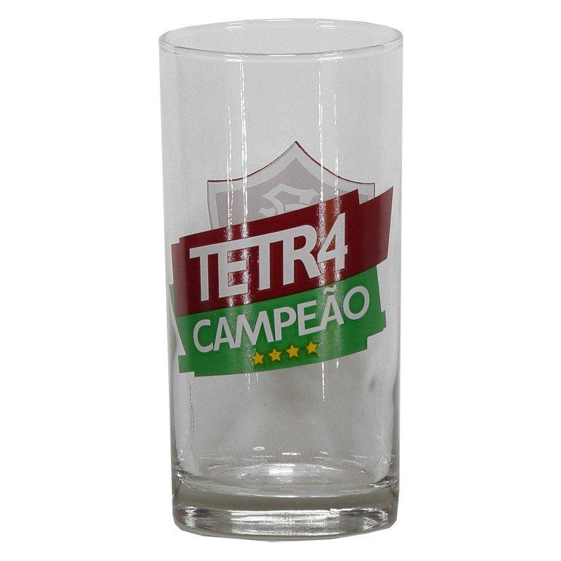 Copo long drink Fluminense