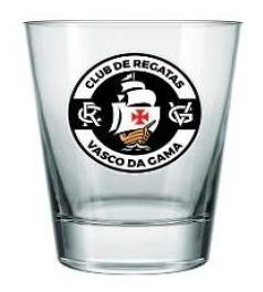 Copo Vasco Old Club De Regatas 220 ML