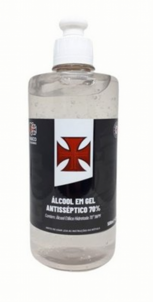 Gel Antisseptico Vasco 70% 500 ML