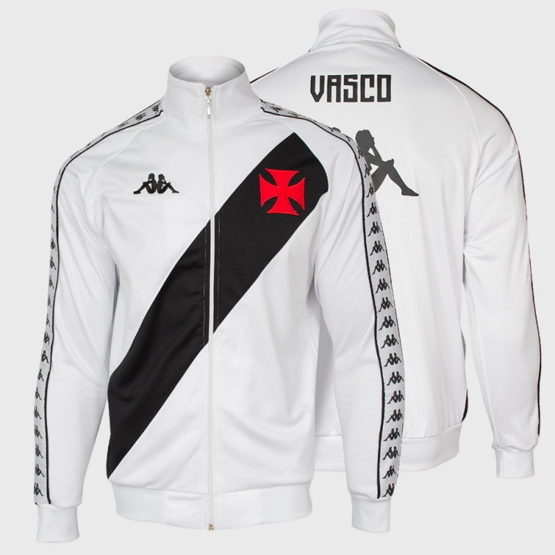 Jaqueta Vasco Supporter Kappa 2020