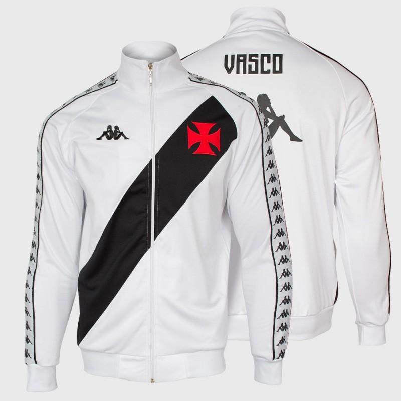 Jaqueta Vasco Supporter Kappa 2020