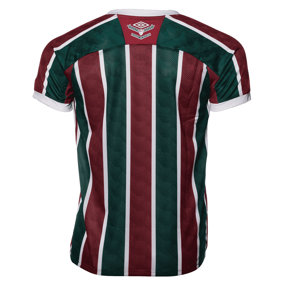 LANÇAMENTO - Camisa Fluminense Jogo 1 Feminina Torcedor - Umbro 2020