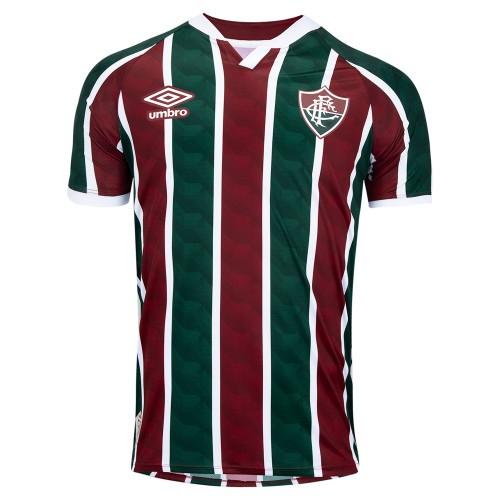 LANÇAMENTO - Camisa Fluminense Jogo 1 - Umbro 2020